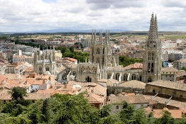 Car rental in Burgos, Spain